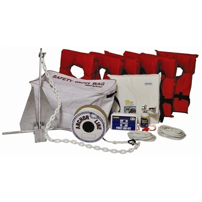 Marpac Pre Packaged Uscg Compliance And Safety Kits