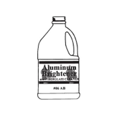 Snee Aluminum Brightener and Fiberglass Cleaner